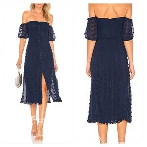 New! Tularosa Lori Dress in Night